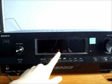 Sony STR-DH500 Overview (OLD)