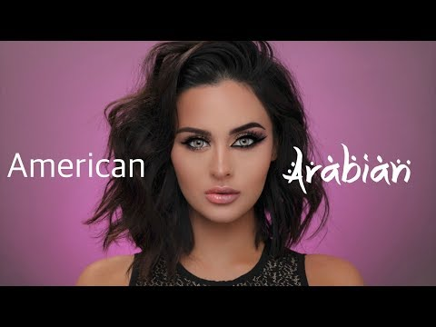 American VS Arab Makeup Tutorial