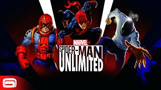 Spider-Man Unlimited – Choose the next Spidey!