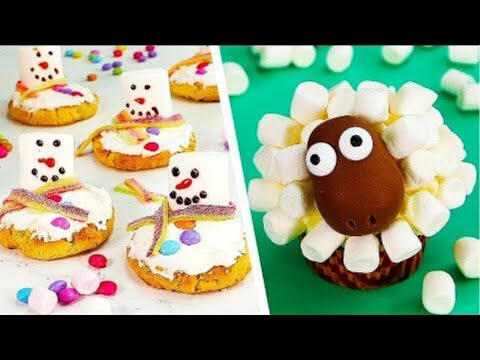 16 Delicious Party Snack Ideas   Sweet Dessert Ideas   Kids Party Food   Craft Factory