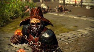 Path of Exile: Scarecrow Helmet