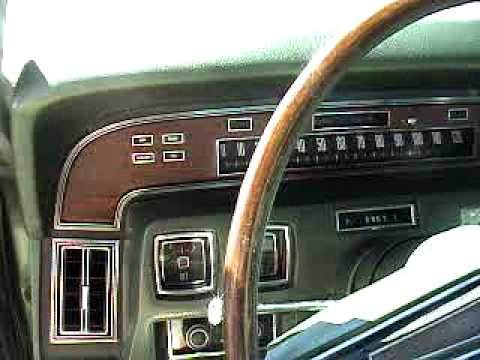 1974 Lincoln Town Coupe For Sale Youtube