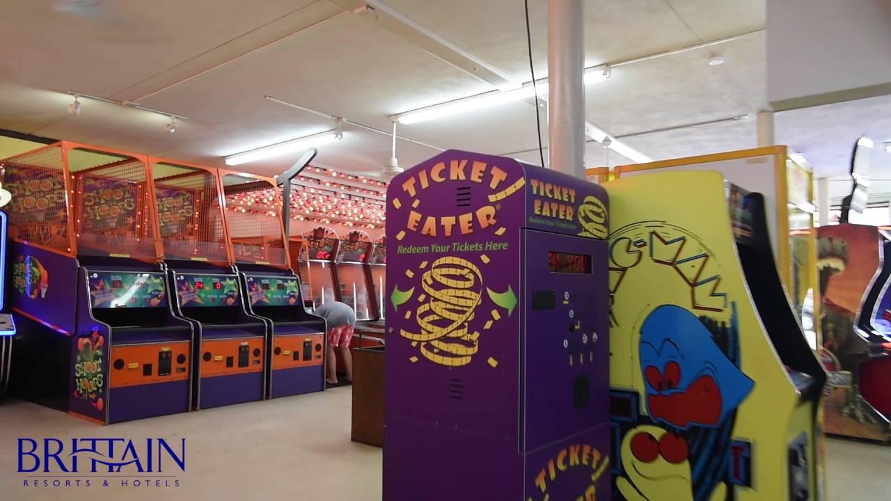 Myrtle Beach Arcade Brittainresorts