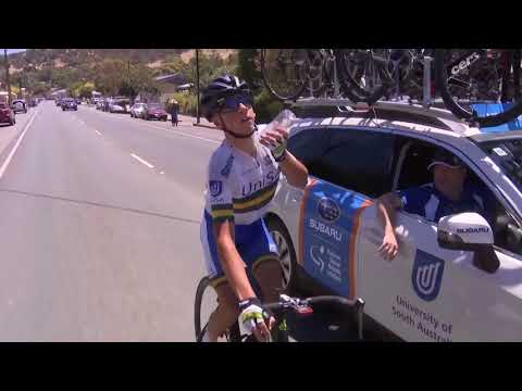 Tour Down Under: Stage 3 highlights