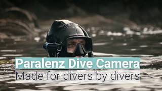 видео Paralenz — экшн-камера для аквалангистов