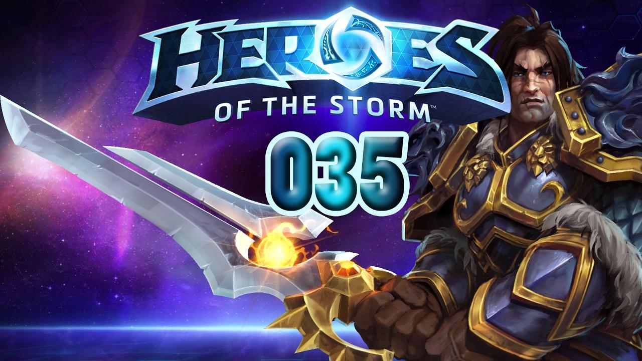 Heroes Of The Storm Deutsch