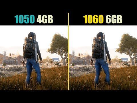 State of Decay 2 GTX 1050 Ti vs. GTX 1060