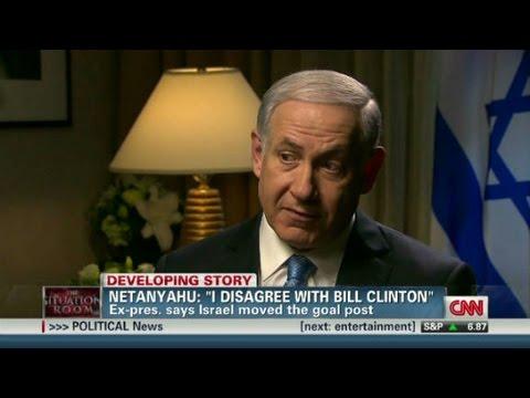 Netanyahu: I Disagree With Clinton