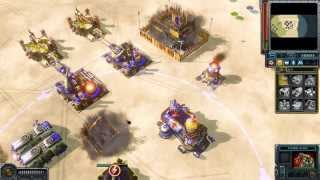 Command & Conquer: Red Alert 3 - Tutorial: Establishing a Base PC