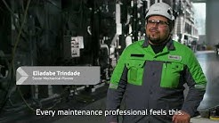 Valmet Field Services professionals on site – Eliadabe Trindade, Senior Mechanical Planner