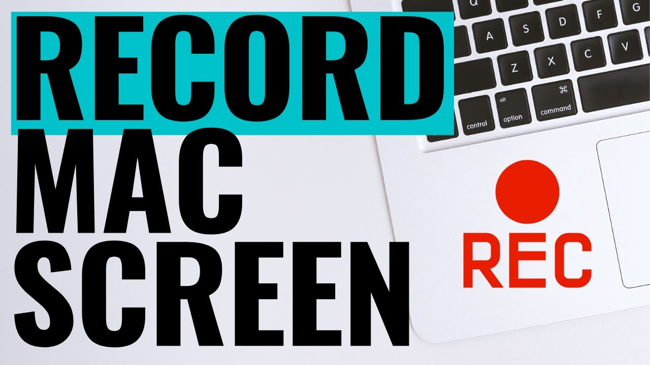 How to Record Your Screen on a Mac (2018) - Mac Screencasting