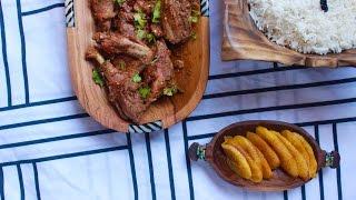 How To Make Yogurt Kienyeji Chicken  Miss Mandi Throwdown