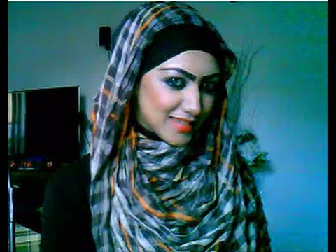 My Most Worn Shemagh Styles- Keffiyeh
