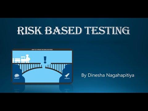 Risk Based Testing - YouTube