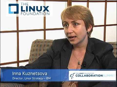 LF Collaboration Summit 2009: Inna Kuznetsova, IBM