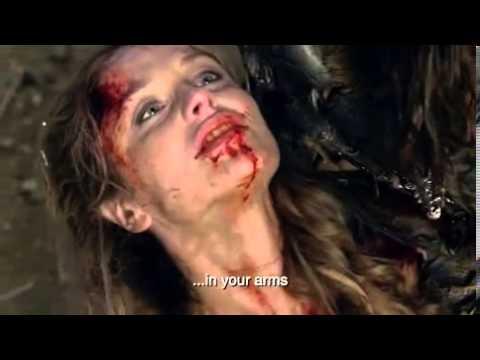 Spartacus War Of The Damned - Saxa Death