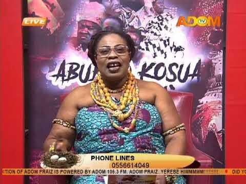 Abubro Kosuo Chat Room On Adom TV (5-9-19)