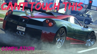 GTA5....Cant touch This Compilation