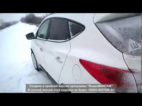 Обзор Hyundai ix35