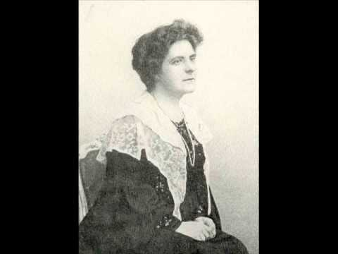 Fanny Davies plays Schumann Concerto in A minor Op. 54