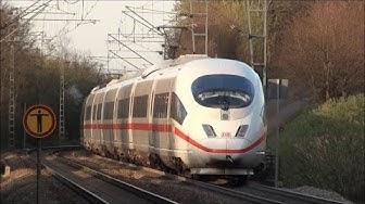 DEUTSCH-ZÜGE , TRAINS-ALLEMANDS