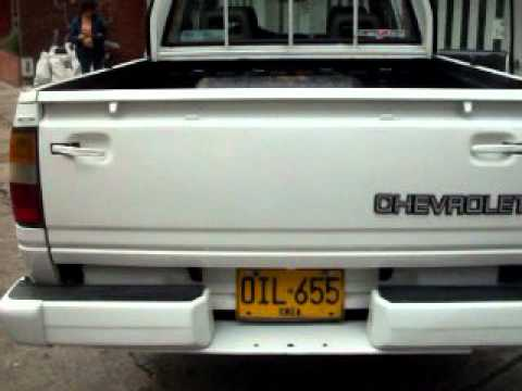 Chevrolet Luv 22 Tfr 4x2 Doble Cabina 2000 Youtube