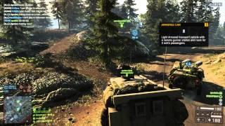 Battlefield 4 Multiplayer Gameplay -  PC