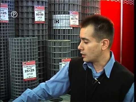 Видео Сварная сетка металлическая производитель омск