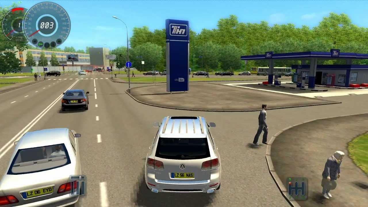 Car Driving Racing Simulator  Mod