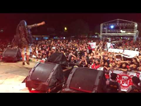 Musik Reagge Ini - Ras Muhamad Live@Bojonegoro