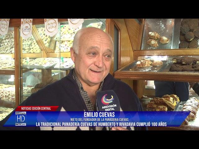 Panadería Cuevas festeja su centenario