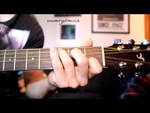 How to play an F Barre chord (plus tips if you already know it ...