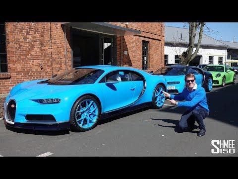 My GT3 Thinks it's a €2.5m Bugatti Chiron! | VLOG
