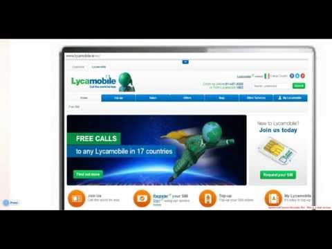 Lycamobile Offers Features And Codes
