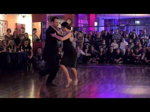 Belgrade Tango Weekend/Relja Dereta & Natasa Pavlovic - Gramophon Waltz (Eugen Doga) 1/3