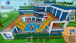 Block Craft 3D Building Simulator Games For Free Gameplay 1746 iOS Android Hotel