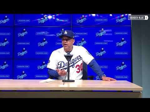 Dodgers postgame: Dave Roberts explains removing Kenta Maeda, downplays fans booing