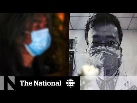 Anger in China after whistleblower doctor dies