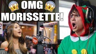 "Morissette Amon ""Rise Up"" Live on Wish 107.5 REACTION"