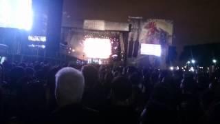 Manowar - The Power. Monsters of Rock 2015. Arena Anhembi. São Paul...