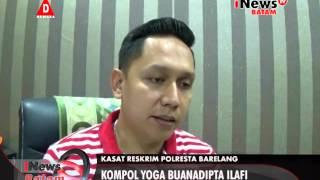 KASUS SUAP, PEGAWAI IMIGRASI BATAM DITAHAN IB 20160314