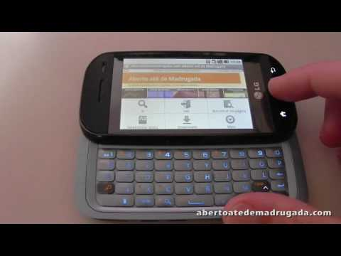 Análise ao LG GW620