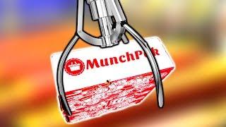 Munch Pack Claw Machine! | Matt3756