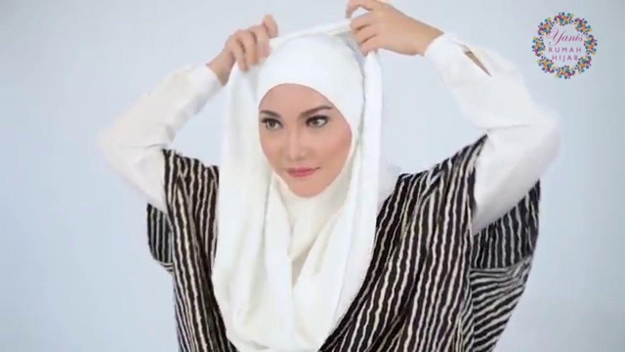 Tutorial Yanis Rumah Hijab YouTube