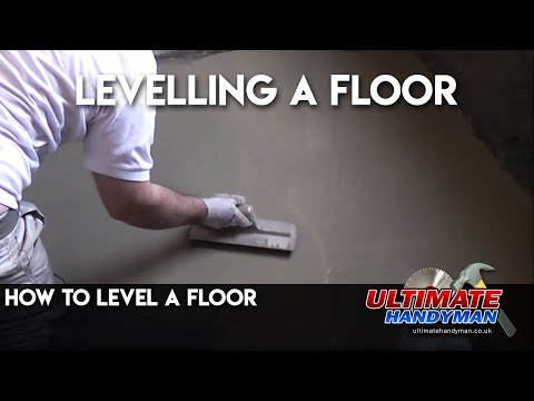 how-to-level-a-floor
