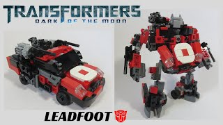 Lego Transformers Dark of the …