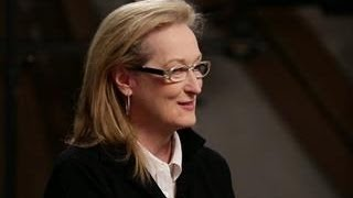 Exclusive: Meryl Was Scared to Try