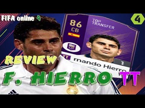 Review FO4 - Fernando Hierro TT : Chân mệnh thiên tử | (By Hưng Zenda)