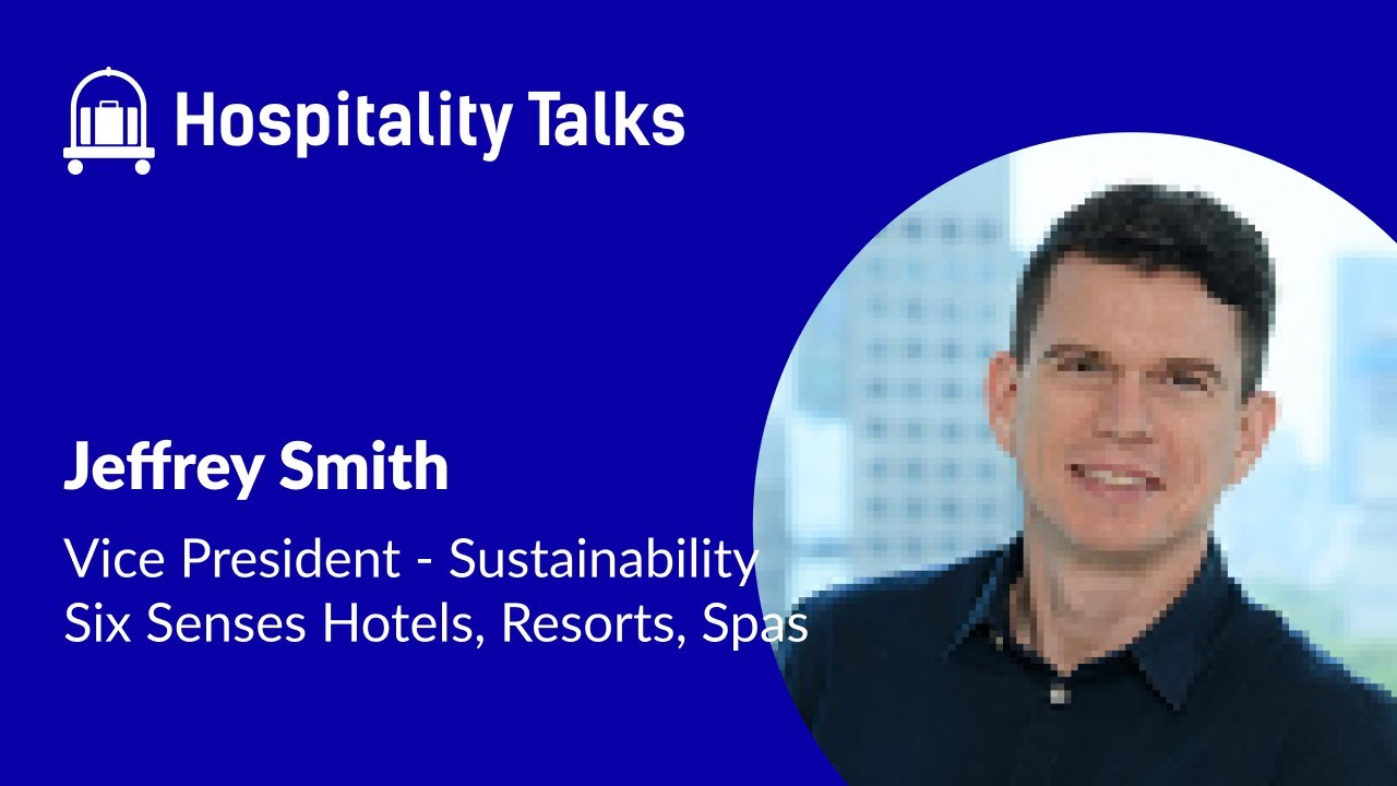 What does it require to hold a leadership position in sustainability in the hotel market.