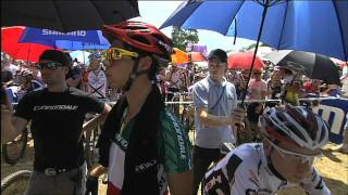 26min Highlight Show @ UCI MTB WORLD CUP 2011 - Offenburg XCO - Round 3
